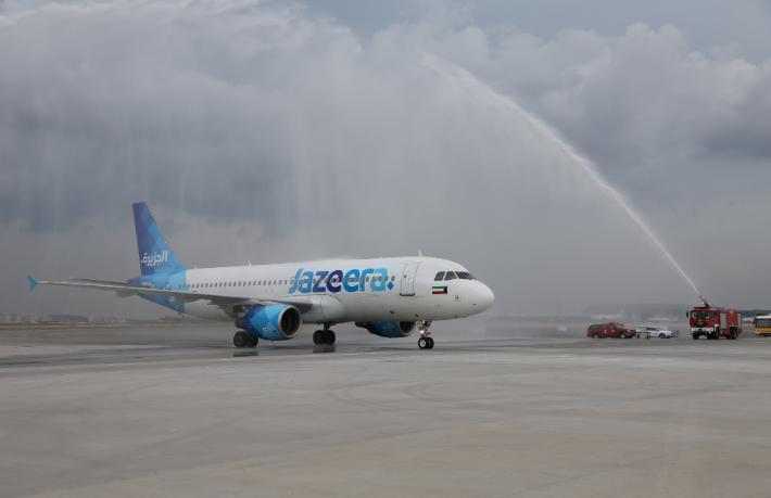Jazeera Airways'in Sabiha Gökçen-Kuveyt uçuşları başladı