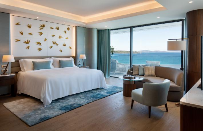 Reges a Luxury Collection Resort'e görkemli açılış