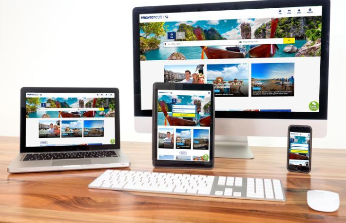 Prontotour yenilediği web sitesiyle tatil platformu oluşturdu