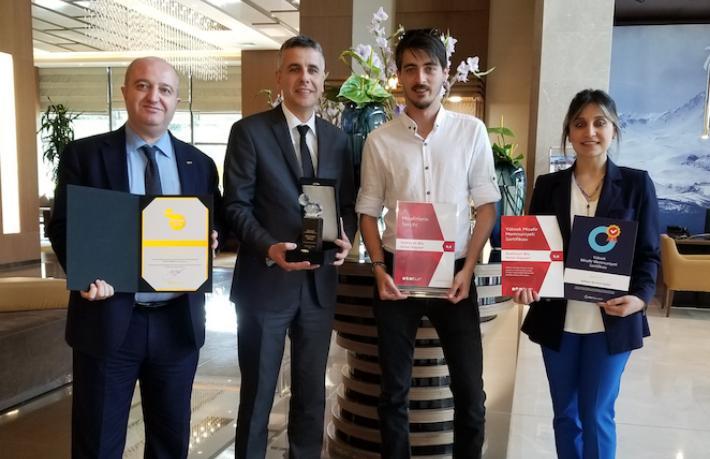 Türkiye'nin en iyi üçüncü oteli, Radisson Blu Hotel Kayseri