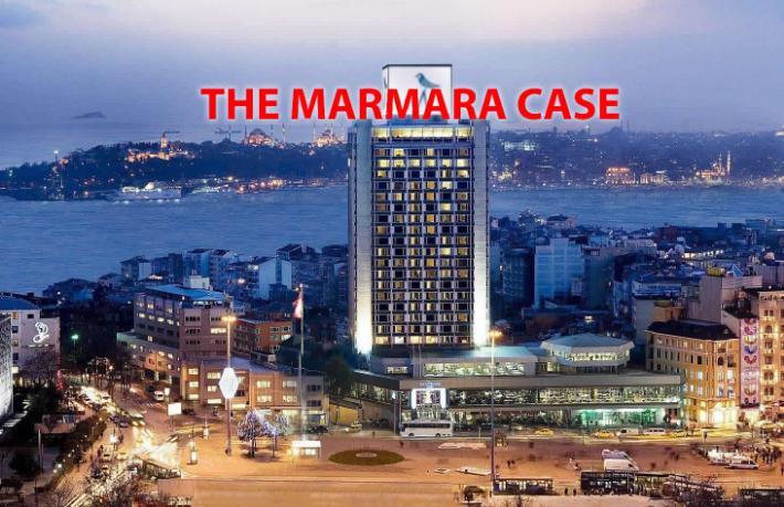 The Marmara kırmızı çizgiyı ihlal etti