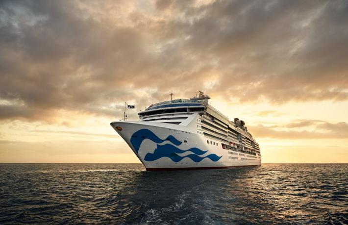 İstanbul, Princess Cruise'un ana limanı oldu