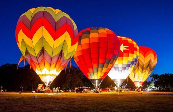 Kapadokya'da balon festivali düzenlenecek
