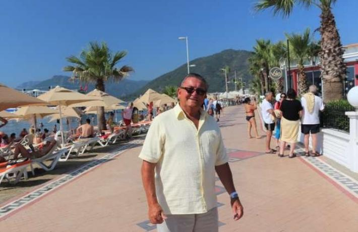 İngiliz turistin bitmeyen Türkiye aşkı