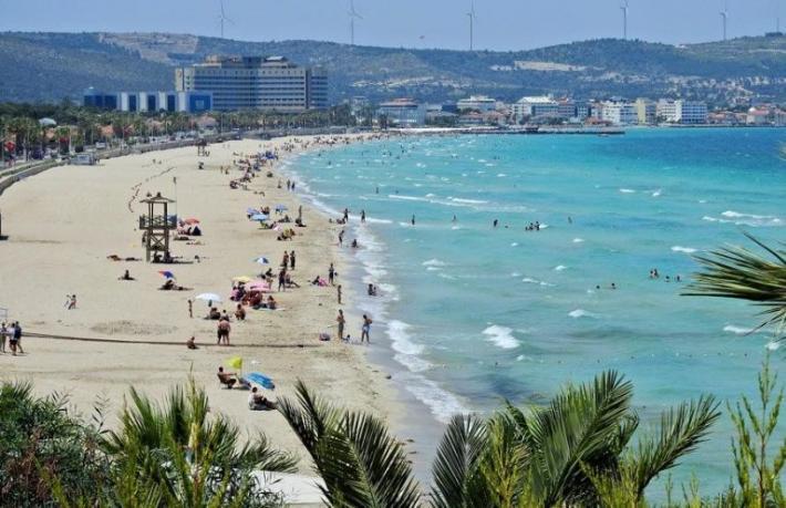Otel dolulukları düştü, plajlar boşaldı