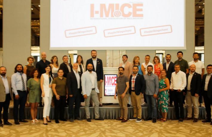 Uluslararası MICE Endüstrisi Derneğiyeni başkanını seçti
