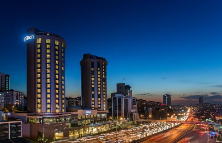 5 yıl üst üste Türkiye'nin en iyi şehir oteli seçildi