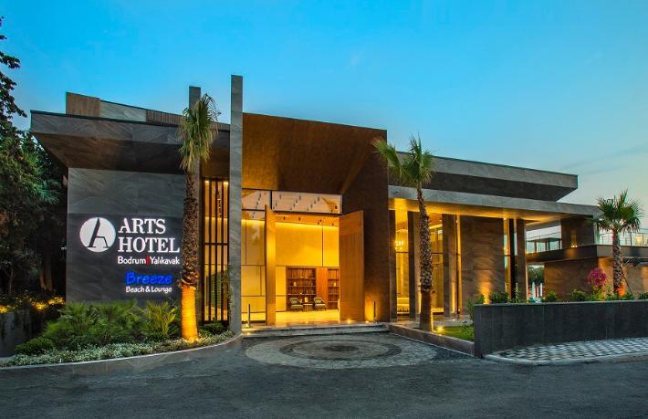 Arts Hotel ikinci şubesini Bodrum'da açtı