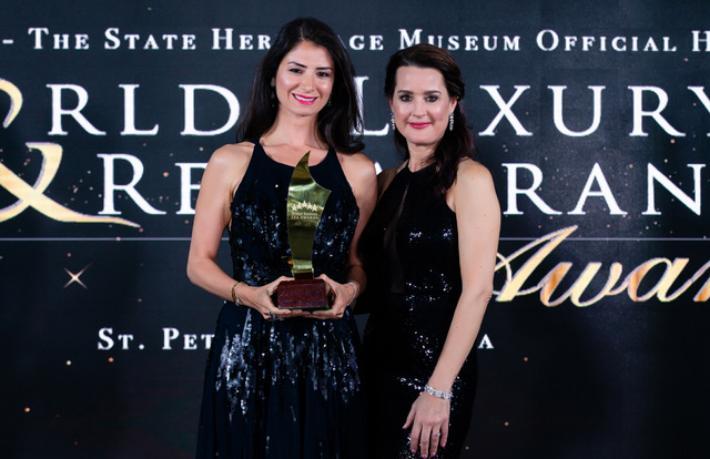 Richmond Nua Wellness & Spa'ya Global Ödülü