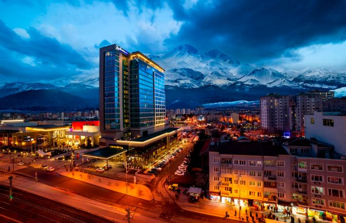 Kayseri kültür ve gastronomi turizminin üssü oluyor