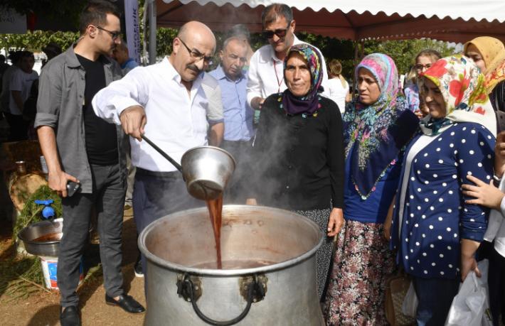Adana 'Lezzet Şöleni'ne hazırlanıyor