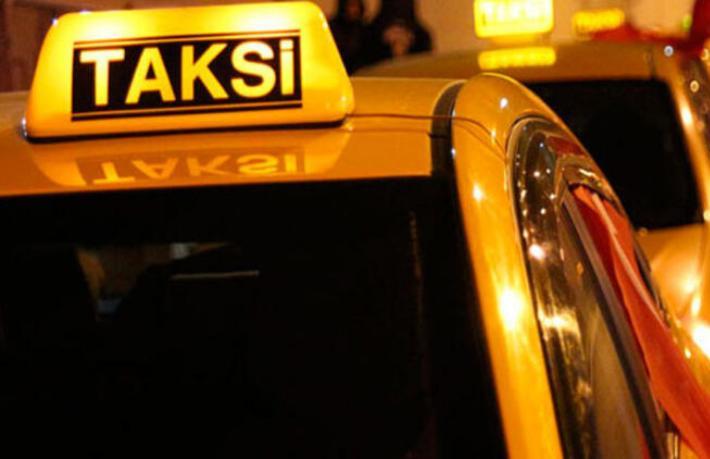 Taksici terörüne kim dur diyecek?