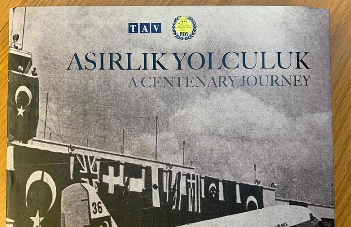 Atatürk Havalimanı kitap oldu