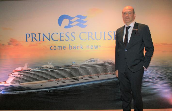 Cruise gemileri dümeni yeniden Türkiye'ye kırdı