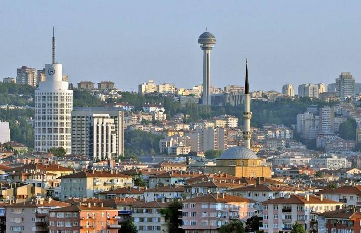 Ankara'da 22.5 Milyon TL'ye satılık termal otel