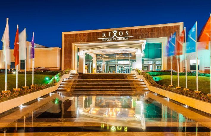 Rixos Kızıldeniz'e açıldı