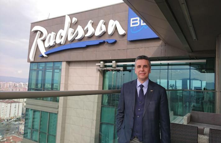 Radisson'dan Kayseri'ye yeni otel