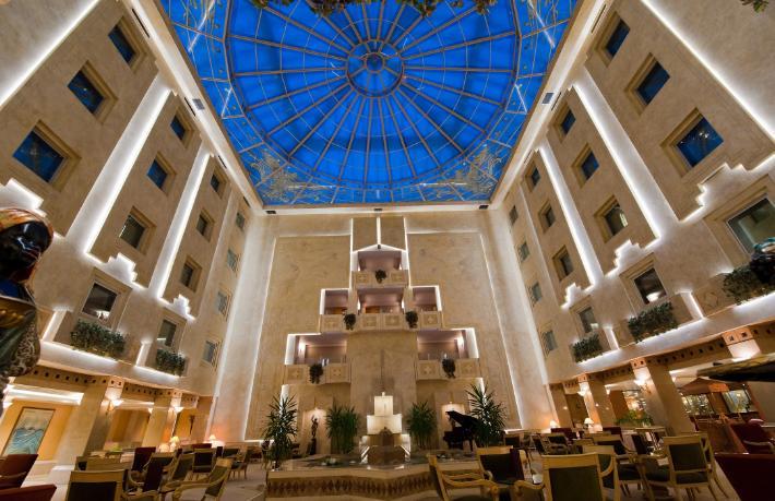 Grand Zorlu Hotel 23 yaşında