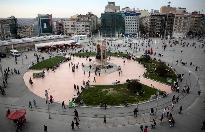 İstanbul'un kalbi yeniden düzenlenecek