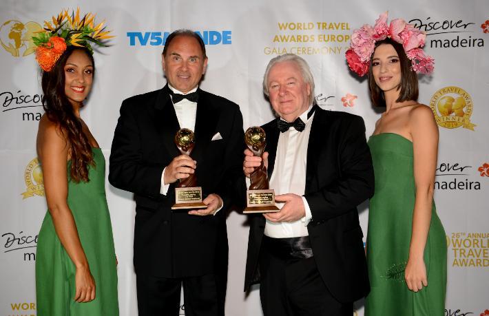 Conrad İstanbul Bosphorus'a iki ödül