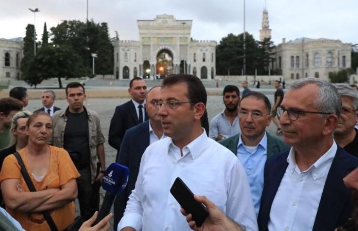 İstanbul'un ünlü meydanı yeniden düzenlenecek