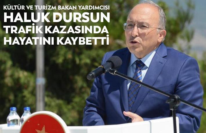 Ahmet Haluk Dursun kimdir?
