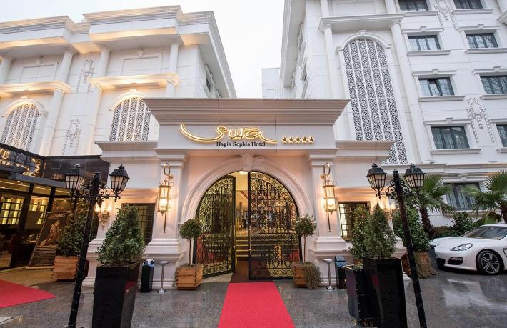 Sura Hotels'ten tarihi yaşatan oteller geliyor