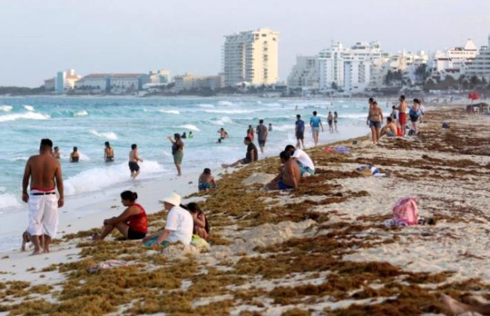 Turistik sahillerde kırmızı alarm