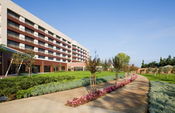 Akfen'in otel gelirleri 49,1 Milyon TL arttı