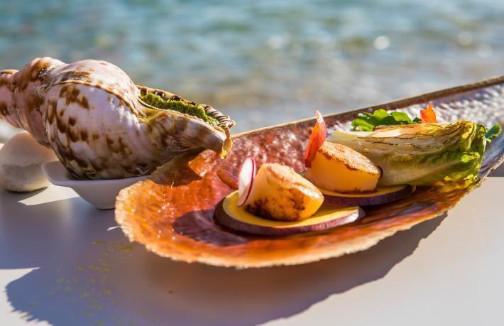 LUX Bodrum'dan gastronomi deneyimleri