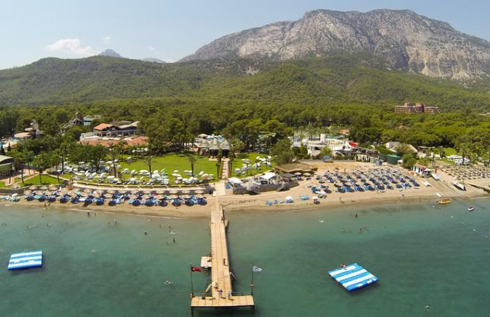 Nurol Holding'in Salima Tatil Köyü satıldı