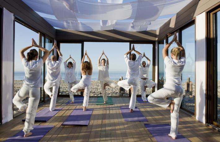 İşte en iyi yoga otelleri