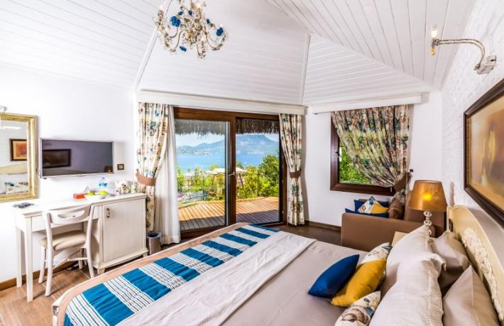 Kiralık tatil evleri otellere rakip mi?