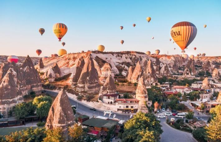 Kapadokya'daki ucube manzaranın sorumlusu kim?