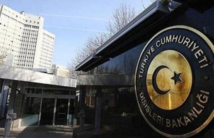 ABD'nin seyahat uyarısına Türkiye'den sert tepki
