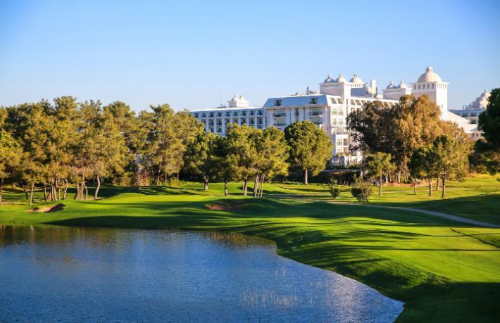 Golf'ün kalbi Titanic Deluxe Belek Golf Club'ta atacak