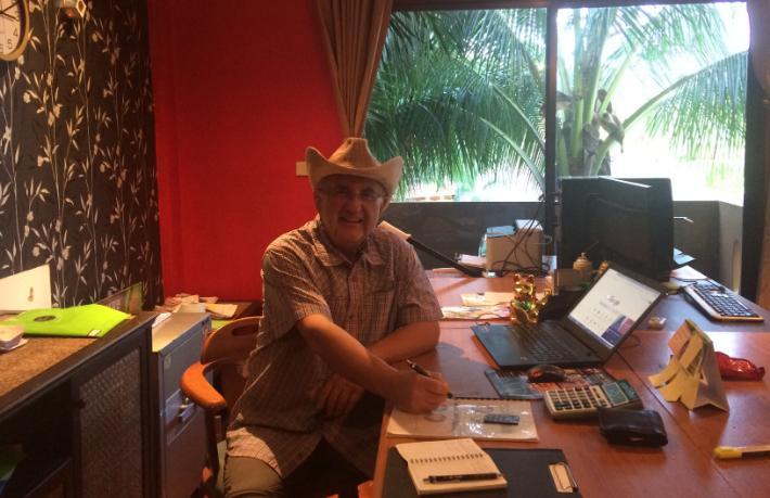 Türk turizmci Bali'de otel satın aldı