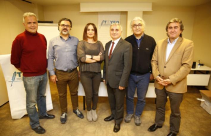 TUYED Başkanlığı'na Musa Alioğlu seçildi