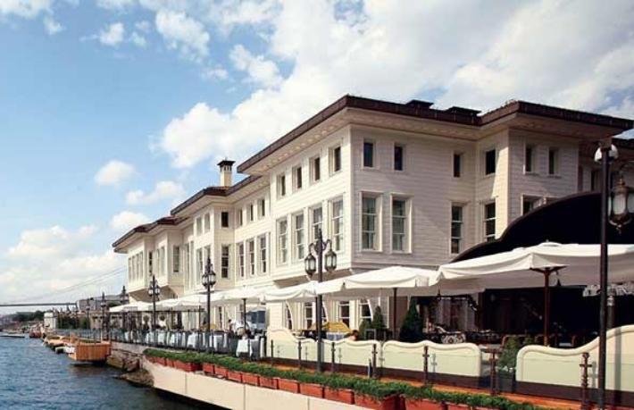 İstanbul'un ünlü oteline icra şoku