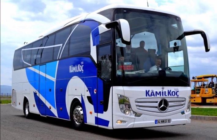 Türkiye'nin ilk otobüs şirketi artık resmen Almanlar'ın