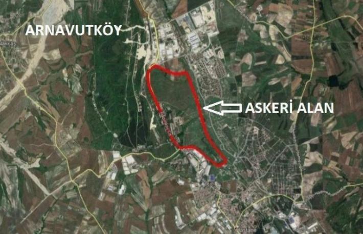 İmara açılan askeri alana otel de yapılabilecek