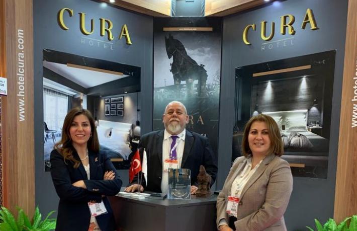 Hotel Cura 3'üncü yılını kutluyor