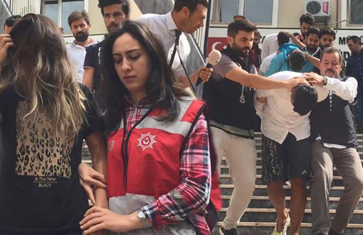 Turistleri canından bezdiren Sultanahmet çetesi yakalandı