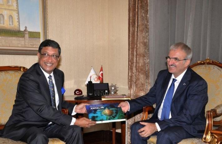 Antalya'dan Hindistan'a ilk charter uçuş başlıyor