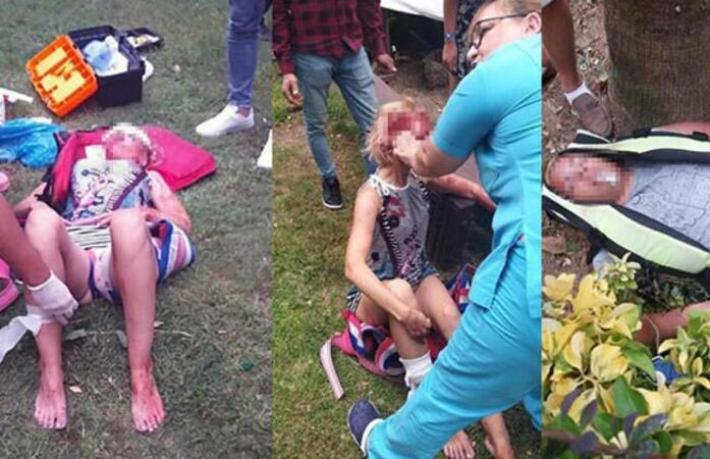 Antalya'da turist paraşütü kazası: 2 yaralı