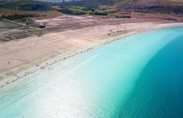 Salda Gölü 'Turizm merkezi' değil de ne?