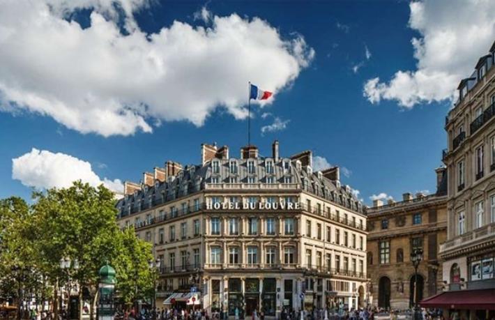 Fransız Louvre Hotel Group Suriye'de otel işletecek