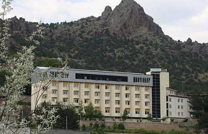 Çelikhan Otel elde kaldı