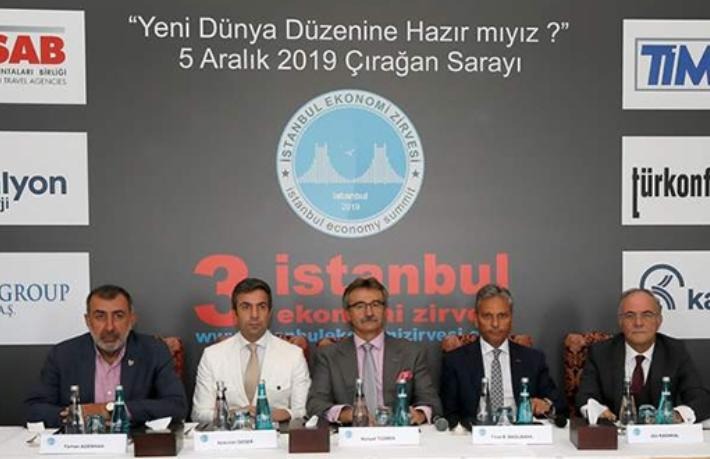 İstanbul Ekonomi Zirvesi'nde turizm konuşulacak