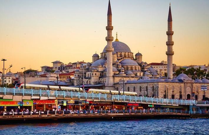 Türkiye'de turizmin beşiği İstanbul'dur